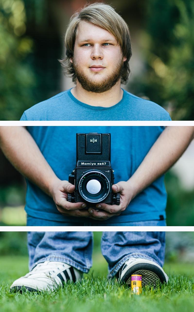 Nauka wykonywania portretów. Kurs fotografowania Lublin – portret zdjęcia