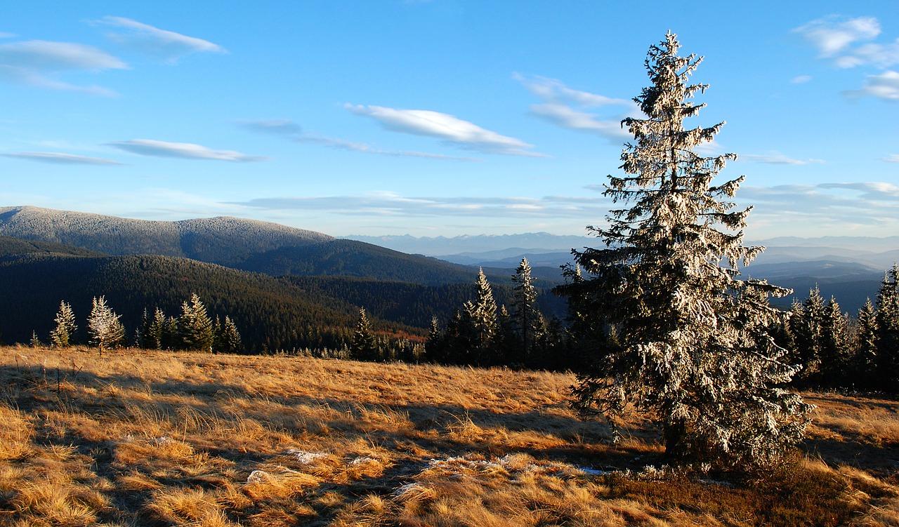 Fotografia pejzażu. Kurs fotograficzny Tychy, jaki obiektyw w góry