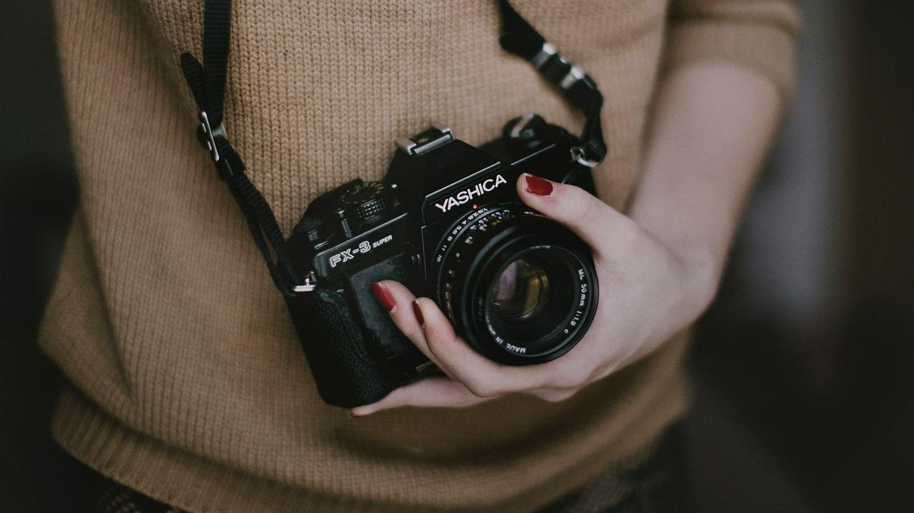 Zostań fotografem – najlepsze aparaty do filmowania