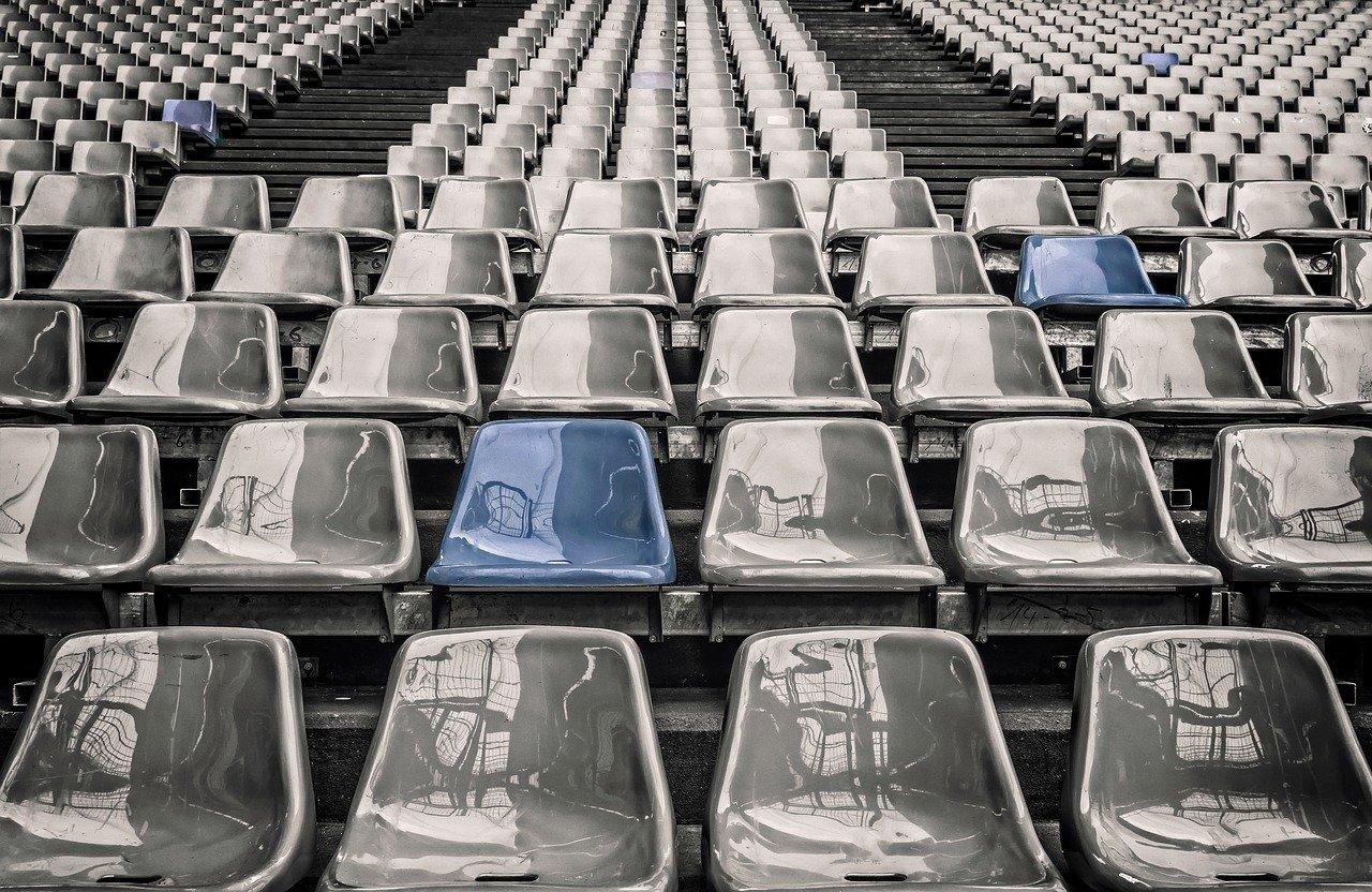 Bramki stadionowe podwójne, kołowroty stadionowe